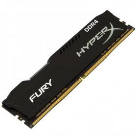 16GB (2X8GB) MEMORIA KINGSTON DDR-4 2666MHZ HYPERX FURY BLACK HX426C16FB3K2/16