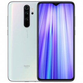 SMARTPHONE XIAOMI REDMI NOTE 8 PRO OC 2.05GHZ 6GB 128GB 6.53'' FHD+(2340X1080) CAM64+8+2+2/20 MPX NFC MIUI10 4500 MAH PEARL WH