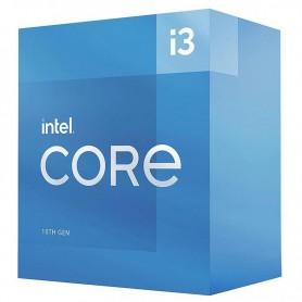 PROCESADOR INTEL I3 10105 3.7GHZ 6MB S-1200 BOX 10ª GEN