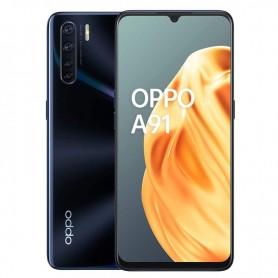 SMARTPHONE OPPO A91 OC 2.1GHZ 8GB 128GB 6.4'' FHD+ (2400X1080) CAM48+8-2-2/16MPX ANDROID 4025 MAH LIGHTENING BLACK + LPI*