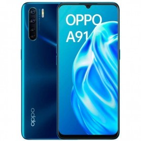 SMARTPHONE OPPO A91 OC 2.1GHZ 8GB 128GB 6.4'' FHD+ (2400X1080) CAM48+8-2-2/16MPX ANDROID 4025 MAH LIGHTENING BLUE + LPI*