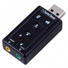 TARJETA DE SONIDO 5.1 EWENT EW3762 EXTERNA USB