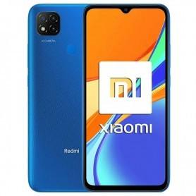 SMARTPHONE XIAOMI REDMI 9 OC 2.3GHZ 4GB 64GB 6.53'' HD+ (1600X720) CAM13+2/5MPX DUAL SIM MIUI11 5000 MAH INDIAN VERSION SKY BL