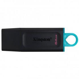 PENDRIVE 64GB KINGSTON DATA TRAVELER EXODIA USB 3.2 + LPI*