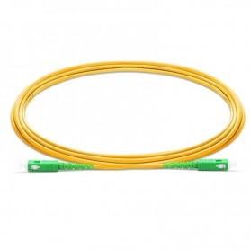 CABLE FIBRA OPTICA SC-SC 9/125 20M
