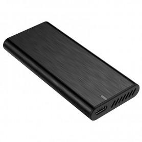 CAJA EXTERNA M.2 NVME AISESNS ASM2-008B USB 3.0