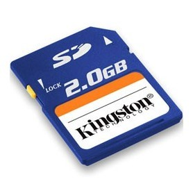 SD 2GB KINGSTON
