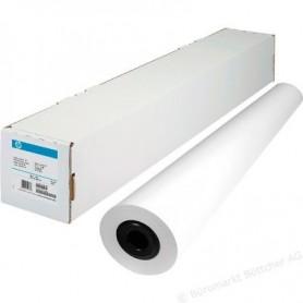 PAPEL PLOTTER HP BRIGHT WHITE (BLANCO INTENSO) ROLLO A1 610MM X 45,7M 90GR.