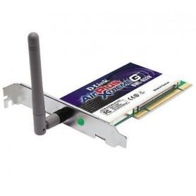 ADAPTADOR PCI DLINK MOD. G520 WI-FI 108 MBPS