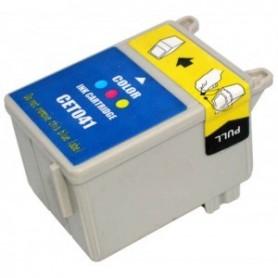 CARTUCHO TINTA COMPATIBLE EPSON T-041 (C13T04104010) COLOR (37.2 ML)