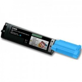 TONER COMPATIBLE EPSON ACULASER C1100 (C13S050189) CYAN (4000 PAG)