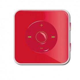 MP3 APPROX MOD. APPMP34GBP 4 GB RED