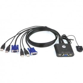 SWITCH KVM ATEN CS22U 2PCS USB