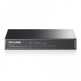 TP-LINK SWITCH 8 PUERTOS TL-SF1008P 10/100MBPS POE