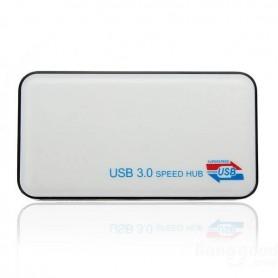 HUB USB USB  4 PTOS USB 3.0 WHITE