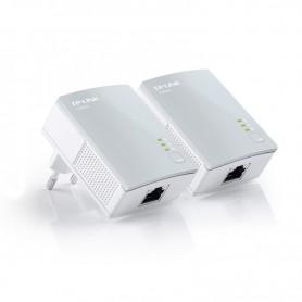 TP-LINK PLC TL-PA4010KIT POWERLINE ETHERNET 500 MBPS ADAPTER STARTER KIT PACK 2 UDS.