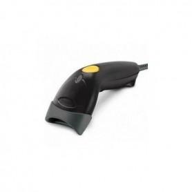 LECTOR CODIGO DE BARRAS MOTOROLA LS1203 (MANUAL/AUTO) CON STAND USB NEGRO