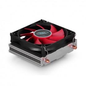 VENTILADOR CPU DEEP COOL HTPC-200  LOW PROFILE MULTISOCKET INTEL (95W) / AMD (100W)