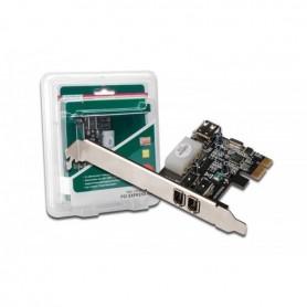 TARJETA DIGITUS  PCI-E FIREWIRE