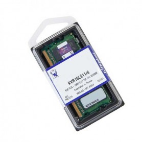 8GB MEMORIA SODIMM DDR3L 1600MHZ PC3-12800 KINGSTON