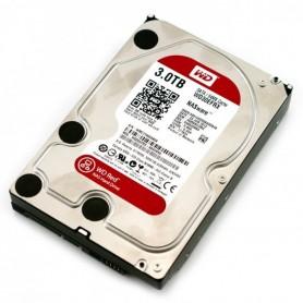 DISCO DURO 3,5'' WESTERN DIGITAL RED WD30EFRX 3TB NAS SATA + LPI*