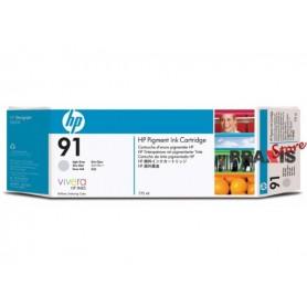 CARTUCHO DE IMPRESION HP C9466A GRIS CLARO (Nº 91)