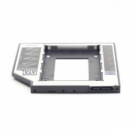 ADAPTADOR GEMBIRD MF-95-01 DE HDD/SSD A PORTATIL 9.5MM