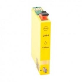 CARTUCHO TINTA COMPATIBLE EPSON T2994 / T2984 V.2 (29XL)  AMARILLO (13ML)