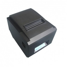 IMPRESORA DE TICKETS GEN ITP-80 WF TERMICA WI-FI + SERIE + USB NEGRA
