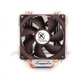 VENTILADOR CPU COOLBOX QUASAR TWISTER III MULTISOCKET INTEL (130W) / AMD (125W)