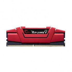 16GB X 2 MEMORIA GSKILL RIPJAWS V RED DDR-4 2666MHZ  PC4-21300 F4-2666C15D-32GVR