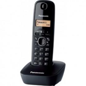 TELEFONO PANASONIC INALAMBRICO MOD. KX-TG1611 NEGRO