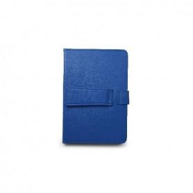 FUNDA CON TECLADO MTK PARA TABLET DE 6''-7'' COLOR BLUE