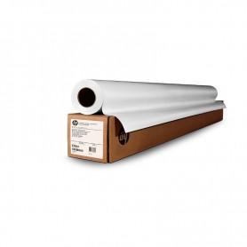 PAPEL PLOTTER HP BRIGHT WHITE (BLANCO INTENSO) ROLLO A1 594MM X 45,7M 90GR.