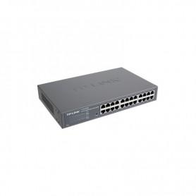 TP-LINK SWITCH 24 PUERTOS TL-SG1024D 10/100/1000 MBPS EASY SMART DESKTOP / RACK