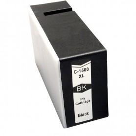 CARTUCHO TINTA COMPATIBLE CANON PGI1500BK NEGRO (36 ML)