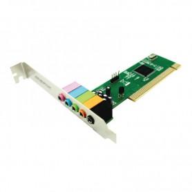 TARJETA DE SONIDO 5.1 APPROX APPPCI51 PCI-E