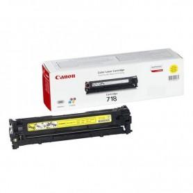 TONER CANON 718 AMARILLO PARA I-SENSYS LBP7200C / LBP7660C / MF8330C / MF8540C