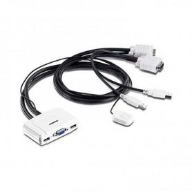 SWITCH KVM TRENDNET TK-217I 2PCS USB