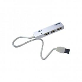 HUB USB COOLBOX 3 PTOS USB 2.0 + 1 PTO USB 3.0