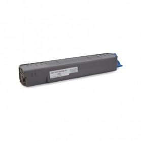 TONER COMPATIBLE OKI C810/C830 NEGRO (8000 PAG)