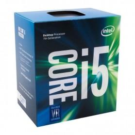 PROCESADOR INTEL I5 7600 3.5GHZ 6MB S-1151 BOX KABYLAKE