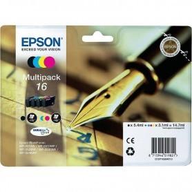 CARTUCHO EPSON MULTIPACK T1621/2/3/4