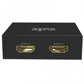 SPPLITER APPROX APPC30V2 HDMI A 2 HDMI ACTIVO
