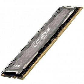 4GB MEMORIA CRUCIAL DDR-4 2400MHZ BALLISTIX SPORT BLS4G4D240FSB