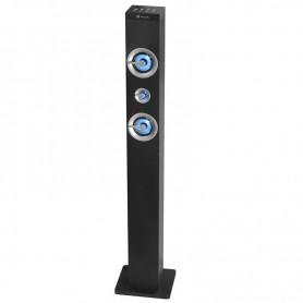 TORRE DE SONIDO NGS SKYLINE BLUETOOTH CON LECTOR MICROSD / USB / FM 50W