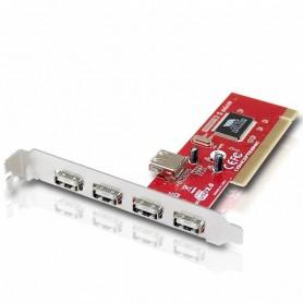 TARJETA CONTROLADORA PCI CONCEPTRONIC 5 PUERTOS USB 2.0