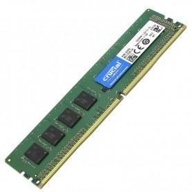 4GB MEMORIA DDR-4 2400MHZ PC4-19200 CT4G4DFS824A CRUCIAL