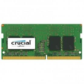4GB MEMORIA SODIMM DDR-4 2400MHZ CT4G4SFS824A CRUCIAL