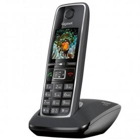 TELEFONO DECT GIGASET C530 COLOR NEGRO PANTALLA A COLOR